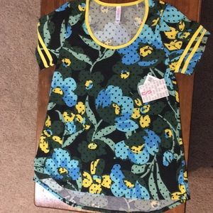 LulaRoe Classic Tee. Brand new with tags.